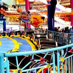 Photo taken at Berjaya Times Square Theme Park by Mohd Yusof B. on 2/10/2013