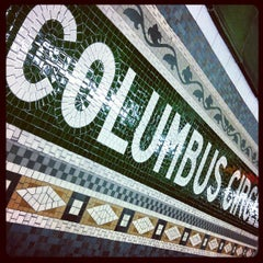 Photo taken at MTA Subway - 59th St/Columbus Circle (A/B/C/D/1) by Michael A. on 12/27/2012
