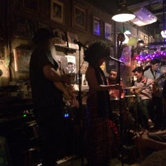 Photo taken at Adhere the 13th Blues Bar by Prangie S. on 12/24/2014