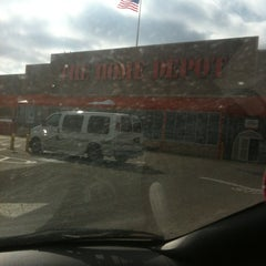 Photo taken at The Home Depot by DJ Quicksilver on 2/12/2013