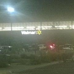 Photo taken at Walmart Supercenter by Daniel B. on 8/11/2014