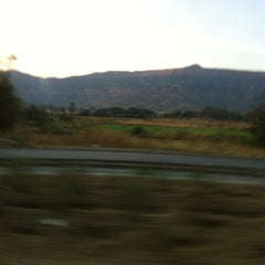Photo taken at Pune mumbai expressway by Sushant R. on 12/26/2012