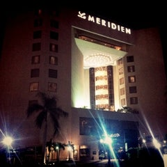 Photo taken at Le Méridien Jeddah by Saeed A. on 10/14/2012