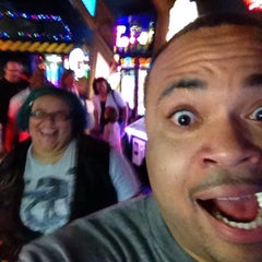 Photo taken at X-site Laser Tag & Games by DefJeffrey on 5/23/2014
