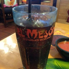Photo taken at El Meson Restaurante Mexicano by Lee C. on 6/3/2013