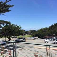 Photo taken at Pacific Grove Golf Links by Paul K. on 5/18/2014