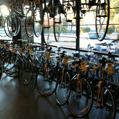 Photo taken at Livermore Cyclery by Pegeen B. on 11/26/2012