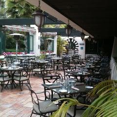 Photo taken at Bahia Resort Hotel - San Diego by Pegeen B. on 5/17/2013
