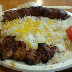 Photo taken at Moby Dick House of Kabob by Luis R. on 4/25/2015
