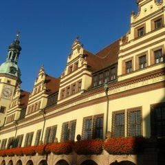 Photo taken at Altes Rathaus by Stefan H. on 10/3/2013