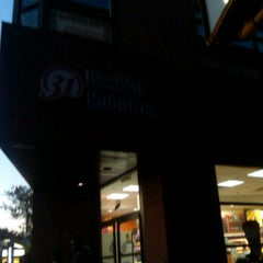 Photo taken at Dunkin' Donuts by Sylvia H. on 11/2/2011