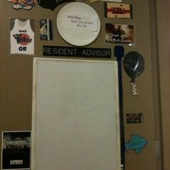 Photo taken at BU - University Hall (UHall) by Zack S. on 9/5/2011