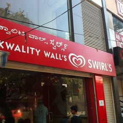 Photo taken at Kwality Walls Swirls @ Jayanagar 4th Block by Niranjan S. on 2/13/2011