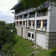 Photo taken at Faculty of Computer and Mathematical Sciences by fieza h. on 12/21/2012