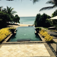 Photo taken at Vintana, Shangri-La's Boracay Resort & Spa by Cenk Ö. on 1/18/2016