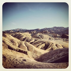 Photo taken at Death Valley National Park by Massine A. on 11/21/2012