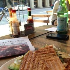 Photo taken at LA Café by Shanoa G. on 3/24/2013