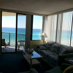 Photo taken at Sunbird Condominiums Panama City by Jeannette W. on 10/7/2014