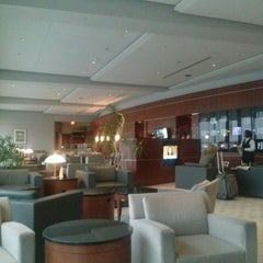 Photo taken at Admirals Club by Andre S. on 2/27/2013