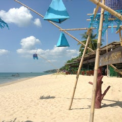 Photo taken at Amantra Resort & Spa Koh Lanta by Pedro R. on 1/27/2013
