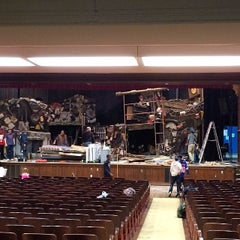 Photo taken at Columbia High School Auditorium by Matthew P. on 3/29/2014