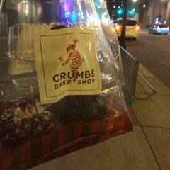 Photo taken at Crumbs Bake Shop by OMAR on 12/7/2013