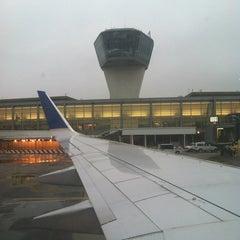 Photo taken at Newark Liberty International Airport (EWR) by Bryden M. on 7/13/2013