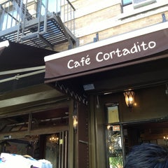 Photo taken at Cafe Cortadito by Kim on 8/24/2013