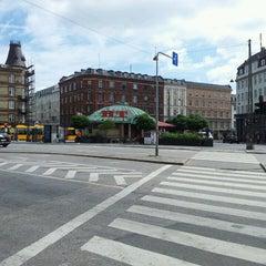 Photo taken at Trianglen by Nikolaj J. on 7/18/2013