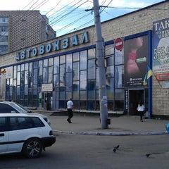 Photo taken at Автовокзал «Вінниця» / Vinnytsia Bus Station by Nikolay B. on 5/11/2013