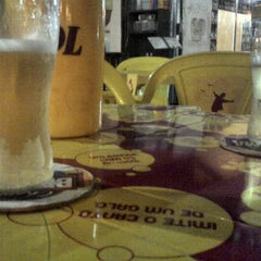 Photo taken at Cervejaria Continental by Bruno B. on 5/1/2013
