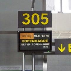 Photo taken at Terminal 3 by Antonio N. on 5/17/2013