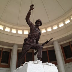 Photo taken at National Infantry Museum and Soldier Center by Leigh Anne M. on 1/20/2013