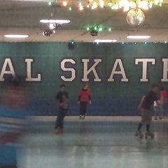 Photo taken at Cal Skate Clovis by Jacie S. on 5/22/2014