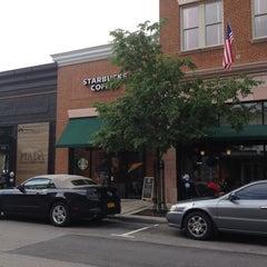 Photo taken at Starbucks by Bill S. on 6/30/2013