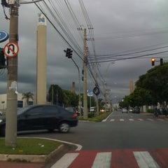 Photo taken at Avenida Nossa Senhora de Fátima by Anderson K. on 11/12/2012