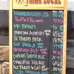 Photo taken at People's Brewing Company by Sue L. on 7/5/2015