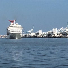 Photo taken at Port Of Miami - Carnival Cruise by John K. on 7/18/2015