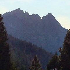 Photo taken at Castle Crags State Park by John K. on 8/4/2014