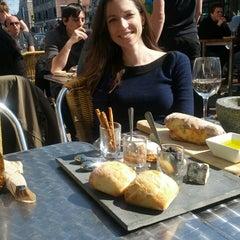 Photo taken at La Piazzetta by Joanie D. on 4/27/2013