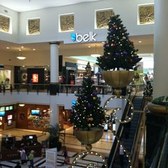 Photo taken at Crabtree Valley Mall by Pikture P. on 12/3/2012