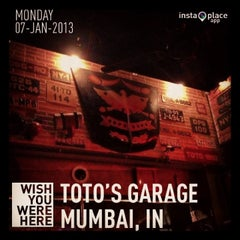 Photo taken at Toto's Garage by Megha G. on 1/7/2013