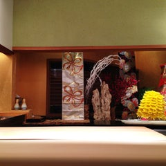 Photo taken at Urasawa by Julian F. on 12/28/2012