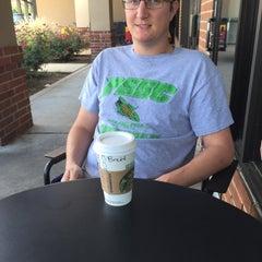 Photo taken at Starbucks by kristen on 10/7/2015