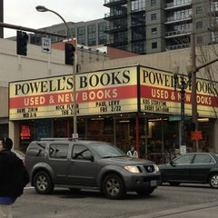 Photo taken at Powell's City of Books by Amanda T. on 2/12/2013
