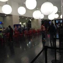 Photo taken at Cines Costazul by Daniela C. on 1/8/2014