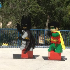 Photo taken at LEGOLAND® Florida by Maria C. on 2/25/2013