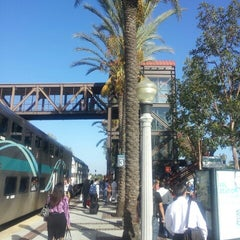 Photo taken at Metrolink Fullerton Station by Ferez K. on 10/19/2012