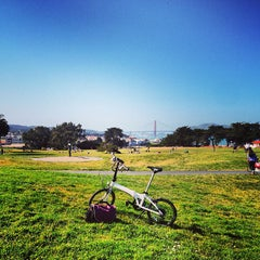 Photo taken at Fort Mason by Motohiro T. on 2/17/2013