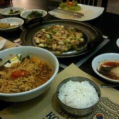 Photo taken at Korean House by Glenn S. on 3/11/2013